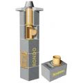 System Kominowy Ceramiczny SCHIEDEL Rondo Ø 200mm z wentylacją