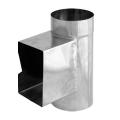 Wyczystka prostokątna kwasoodporna SPIROFLEX Ø 160mm