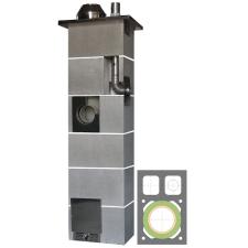 System Kominowy Ceramiczny  JAWAR Kompakt Ø 180mm + 80mm z wentylacją rura izostatyczna
