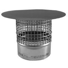 Łapacz iskier KS Ø 150mm gr.0,5mm