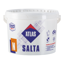 ATLAS SALTA N elewacyjna farba silikonowa, 10 litr