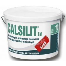 KABE farba silikatowa Calsilit F, 10 l