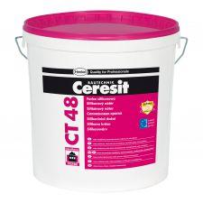 Farba silikonowa Ceresit CT 48, 15 l