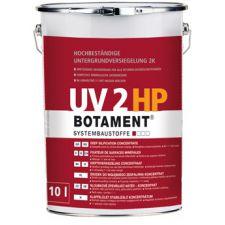 BOTAMENT UV 2 HP Wysokoodporny impregnat podłoży 2K, kamiennoszary 5 kg