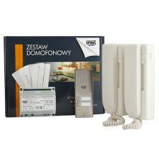Zestaw domofonowy dla domu dwurodzinnego nr 5025/312