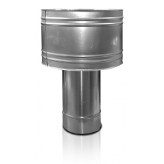 Deflektor SWR Ø 130mm ocynk