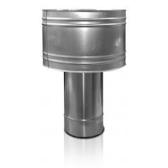 Deflektor SWR Ø 160mm ocynk
