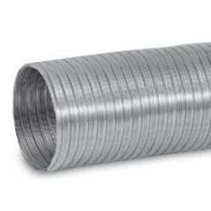 Rura aluminiowa flex 125mm 1mb