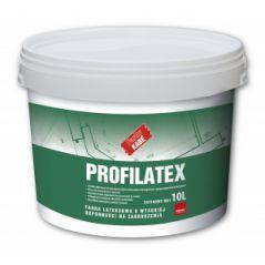 KABE PROFILATEX farba lateksowa o wysokiej odporności na zabrudzenia, 5 litrów