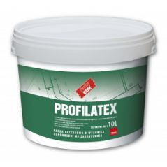 KABE PROFILATEX farba lateksowa o wysokiej odporności na zabrudzenia, 10 litrów