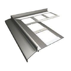 ATLAS narożnik zewnętrzny 90° system 100, balkonowo-tarasowy (1 szt.)