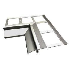 ATLAS narożnik wewnętrzny 90° system 150, balkonowo-tarasowy (1 szt.)