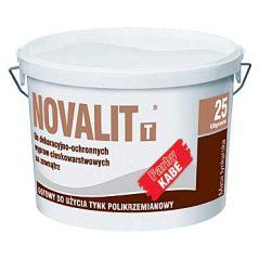 KABE tynk polikrzemianowy Novalit T, struktura baranek, 25kg