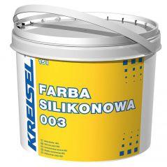 Farba silikonowa Kreisel 003, 15 l