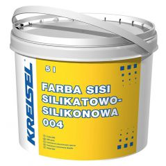 Farba silikatowo-silikonowa SISI Kreisel 004,  5 l