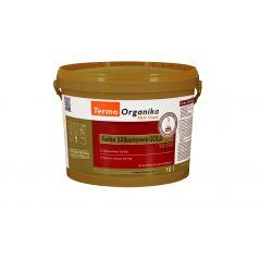 Farba silikonowa Termo Organika GOLD TO-FSG, 10 l