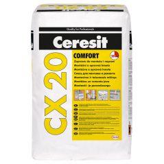 CERESIT zaprawa do montażu i napraw CX 20, 20 kg