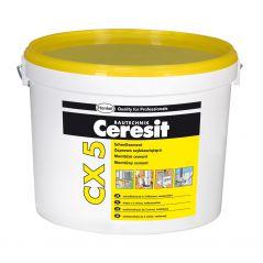 Cementowa zaprawa szybkowiążąca CX5, 5kg
