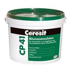 Bitumiczna emulsja do gruntowania podłoży Ceresit CP 41, 10 kg