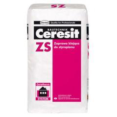 Klej do styropianu Ceresit ZS 25kg