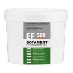 BOTAMENT EF 500 EK 500 2-komponentowa epoksydowa zaprawa klejowa i do spoinowania 5kg