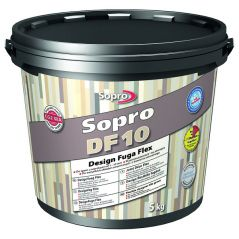 SOPRO fuga do płytek ceramicznych i kamienia naturalnego - DF 10 - 5 kg, 1-10 mm,