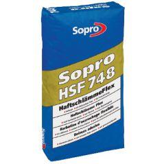 SOPRO podkład przyczepny elastyczny z trasem HSF 748, 25 kg