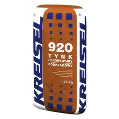 Kreisel tynk renowacyjny podkładowy 920, 30 kg