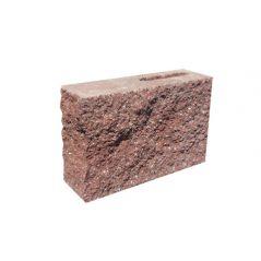 CJBLOK Pustak betonowy elewacyjny PBE-9-1 N 3/4 dwustronnie łupany