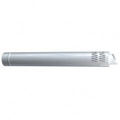 Czerpnia pozioma długa dwuścienna MKPS Invest MK ŻARY  Ø 80/125mm biała