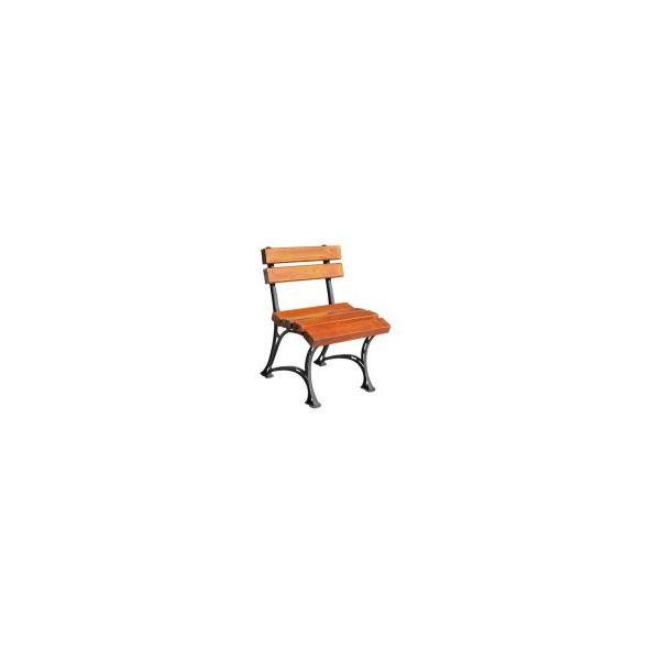 Krzesło królewskie bez podłokietnika