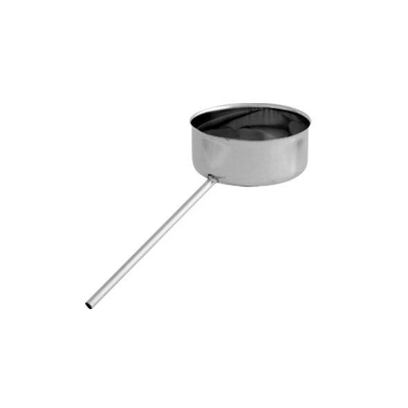 Odskraplacz kwasoodporny SPIROFLEX Ø 120mm