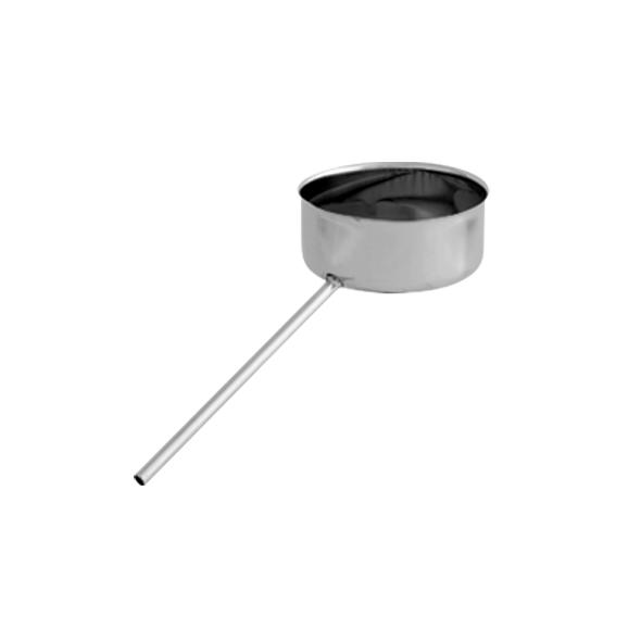 Odskraplacz kwasoodporny SPIROFLEX Ø  80mm