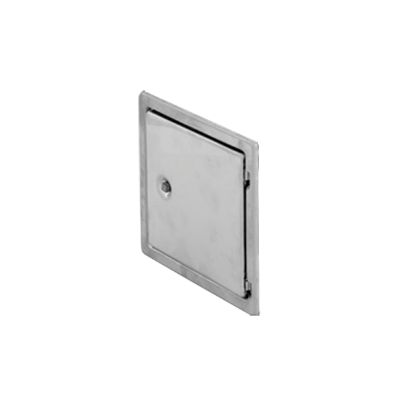 Drzwi wyczystki nierdzewne SPIROFLEX Ø 140mm