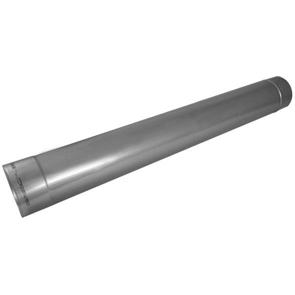 Rura prosta KOMINUS KZS Ø 160mm 1mb gr.0,8mm
